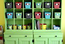 Craft Room / by Tracy Godfrey