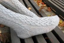 Gebreide sokken