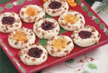 Thumbprint Cookies... / by Kim Cheever