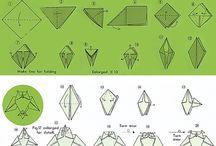 Hartie - origami