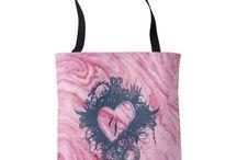 Tote Bags / Beautiful elegant and creative designs...