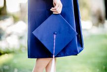 Graduation picture ideas! / by Haleigh Perrodin