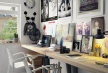 Offices / by Susan Preston