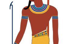 Древняя египетская письменность / Значение знаков