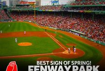 Boston Red Sox Fenway Park / Boston Red Sox Fenway Park / by Boston Red Sox Fan HQ