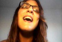 Vivo cantanto / Dando rienda suelta a una de mis mayores pasiones que es...¡cantar!