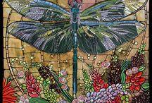 Dragonflies / by Marcine Cooper