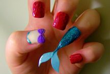 Nail 's / Nail polish