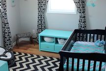 Nursery for Baby Boy / by A Time Out for Mommy