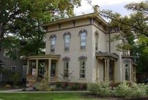 A Dignified Place for Women to Do the Difficult Work of Recovery / Our Hope's gracious 1880 Residence, hidden in a historic West Michigan neighborhood, provides a warm, welcoming, safe, comfortable space for women in Residential and Outpatient addiction and alcoholism treatment.