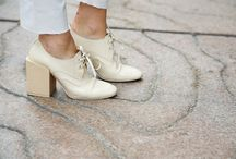 Shoes, shoes, shoes / by GetBisy
