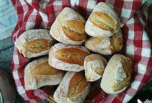 Αρτοσκευάσματα- Brot u. Broetchen