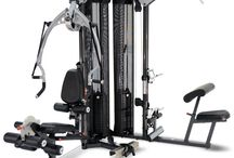 In Shape With A Home Gym