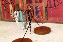 "display rack for bracelet ""Saracino"""