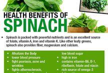 *Health benefits of food