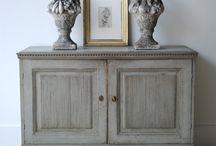 Painted furniture / by Julie Schenher