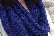 crochet winter stuff