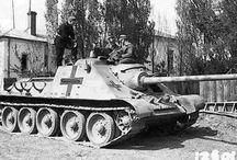 Captured soviet tanks / Czołgi radzieckie zdobyte przez inne armie