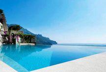 Villa Principessa, Ravello / A fairytale villa fit for a princess on the Amalfi Coast: http://www.italytraveller.com/en/z/villa-principessa-amalfi-coast #ItalyTraveller