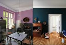 Interior color schemes / by Luc Sengers