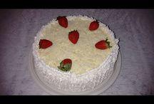 bolos e tortas