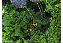 Garden Art/Umění v zahradě