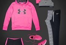 sporty/gym wear