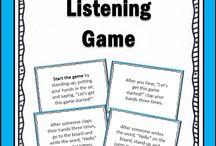 Speaking/Listening