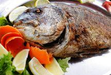 Fresh Adriatic Fish