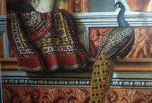 Antique Carpets in Art / by Sue Nan