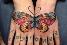 Butterflies / by Tattoo Nouveau