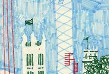 ilustra . arquitetura