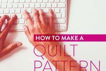quilt pattern business