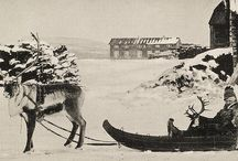 Sami culture / Sami people photography, culture and art