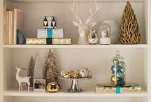 Shelf Decor;