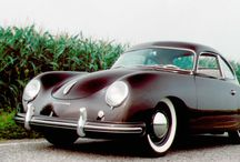 Porsche 356 Sports Cars / Get general information about the Porsche 356 sports cars...