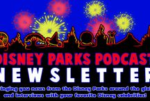 Disney Parks Podcast / We've got all the latest Disney news and information, plus in-depth interviews with your favorite Disney authors, voices and so much more - here's what you might have missed!