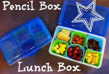 Lunch Box Ideas..... Please helppppp / For the school year