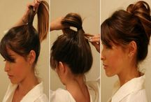 Easy Chic: Beauty / by Slow Town Chic