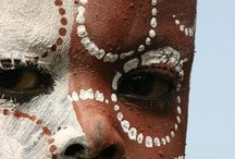patterns/details of masks