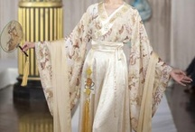 Han Couture - Divine beauty of Chinese culture / Han Couture Fashion 汉服