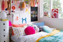 Interior Inspiration | Teenage Bedroom Ideas for Girls