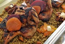 Poultry / Selection of many poultry recipes