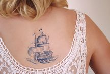 boat tattoo #1