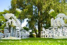 Outdoor Wedding & freie Trauung / Wedding Planner & Wedding Designer www.wedding-events.ch
