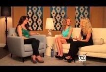 Nutrition Twins TV Apperances / Healthy Recipes, Easy Exercises to get Fit and Lean.  Simple Tips! www.NutritionTwins.com / by The Nutrition Twins