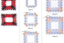 Beadwork pattern tutorial