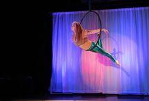 Aerial Hoop - Lyra Video