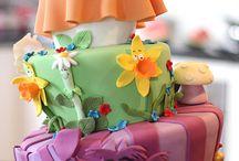 Gâteaux 3D Alice au pays des merveilles