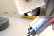 polymer clay  hacks